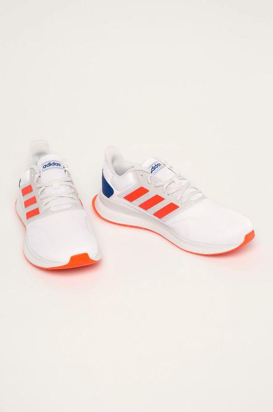 adidas - Pantofi Runfalcon alb