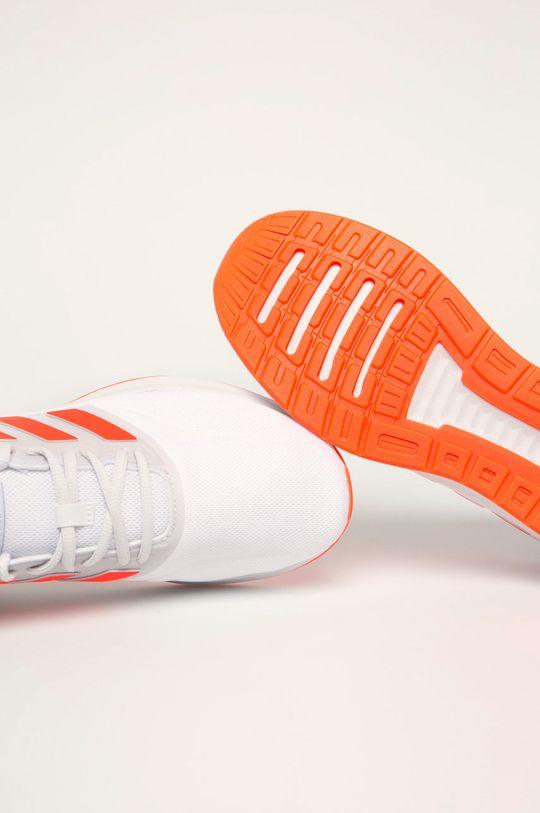 alb adidas - Pantofi Runfalcon