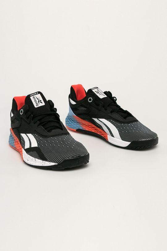 Reebok - Pantofi Reebok Nano X negru