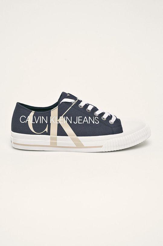 bleumarin Calvin Klein Jeans - Tenisi De bărbați