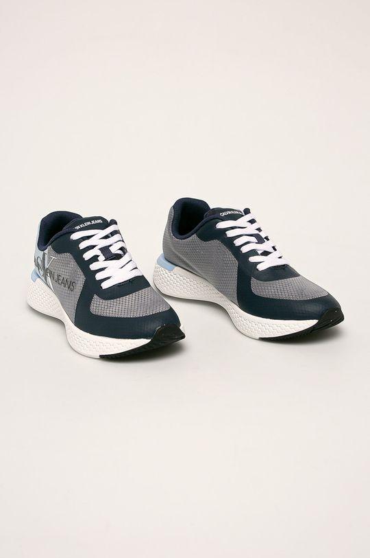 Calvin Klein Jeans - Pantofi bleumarin
