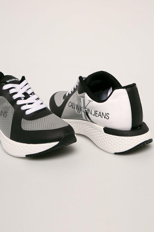 Calvin Klein Jeans - Pantofi Gamba: Material sintetic, Material textil Interiorul: Material textil Talpa: Material sintetic