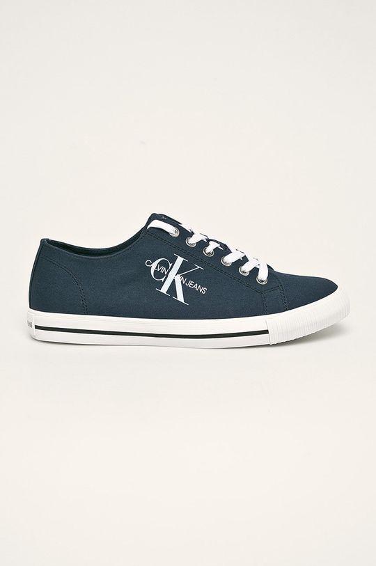 námořnická modř Calvin Klein Jeans - Tenisky Pánský