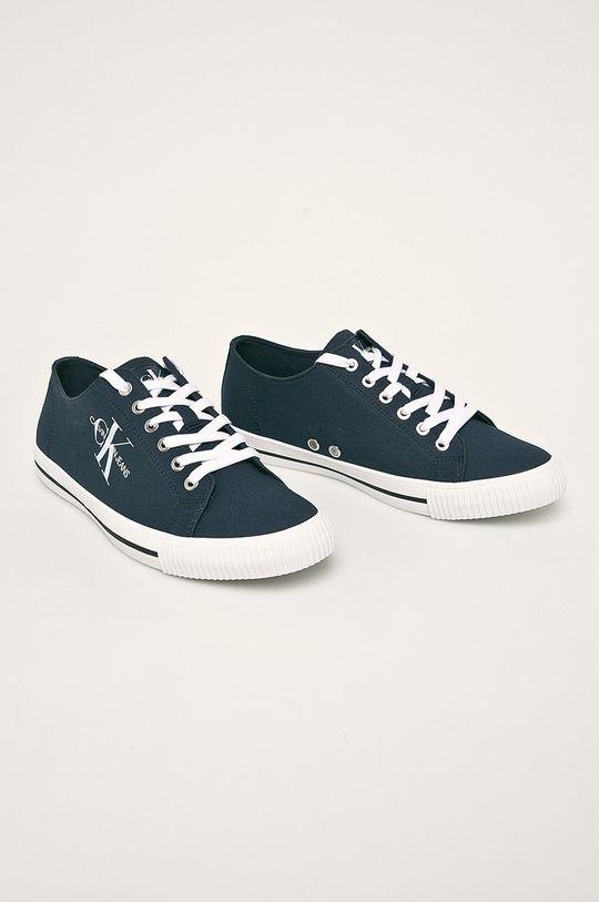 Calvin Klein Jeans - Tenisky námořnická modř