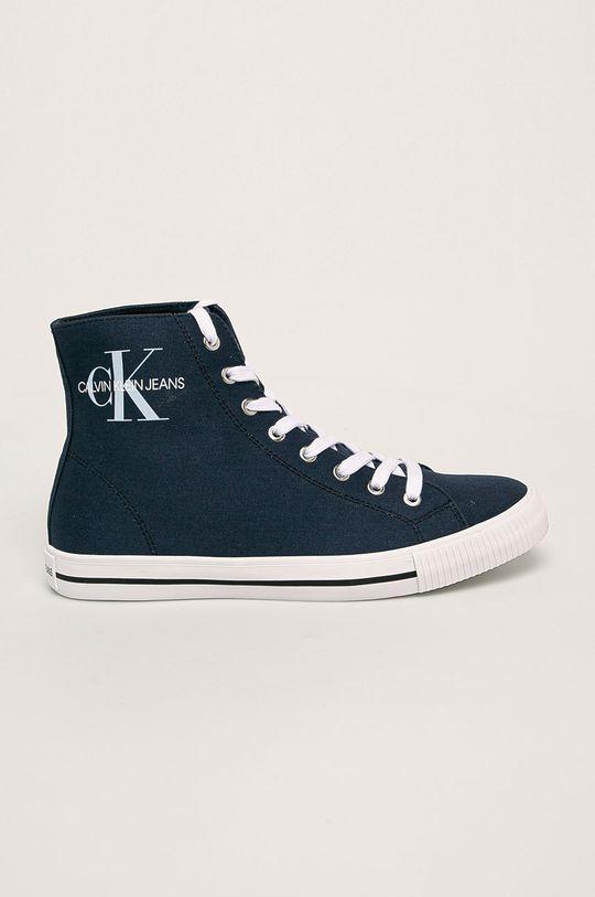 námořnická modř Calvin Klein Jeans - Kecky Pánský