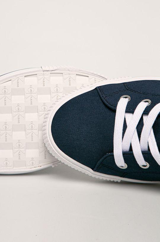 námořnická modř Calvin Klein Jeans - Kecky