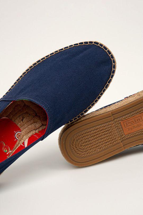 námořnická modř Polo Ralph Lauren - Espadrilky