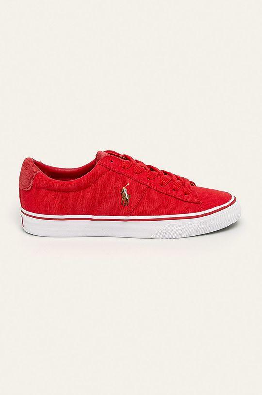 červená Polo Ralph Lauren - Tenisky Pánský