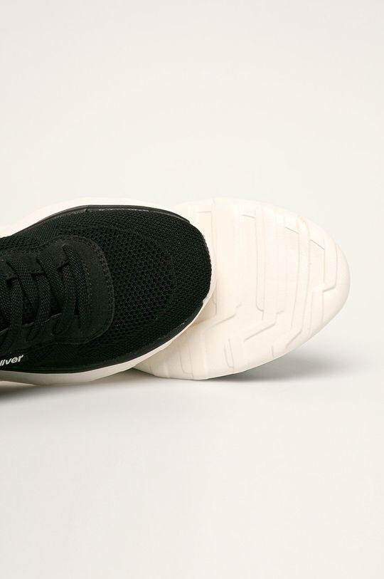 s. Oliver - Pantofi Gamba: Material sintetic, Material textil Interiorul: Material textil Talpa: Material sintetic