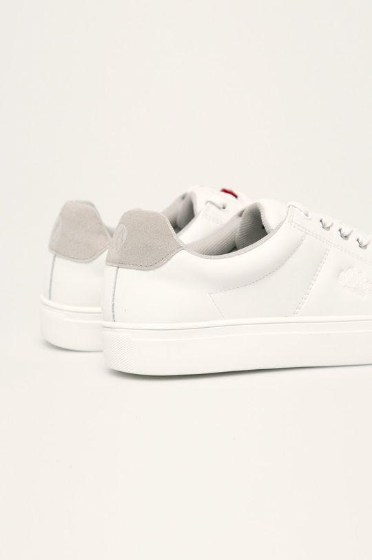 s. Oliver - Kožená obuv  Zvršok: Prírodná koža Vnútro: Textil Podrážka: Syntetická látka