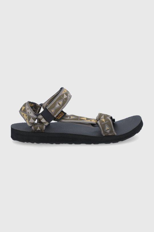 hnedá Teva - Sandále Pánsky