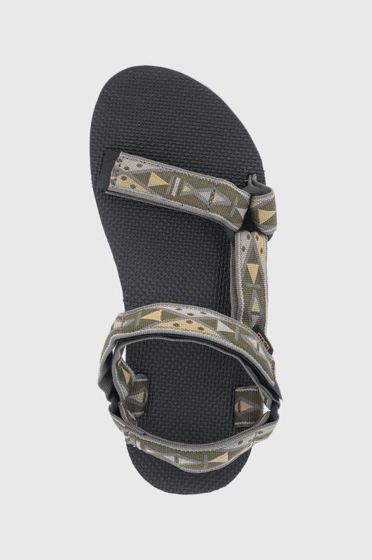 hnedá Teva - Sandále