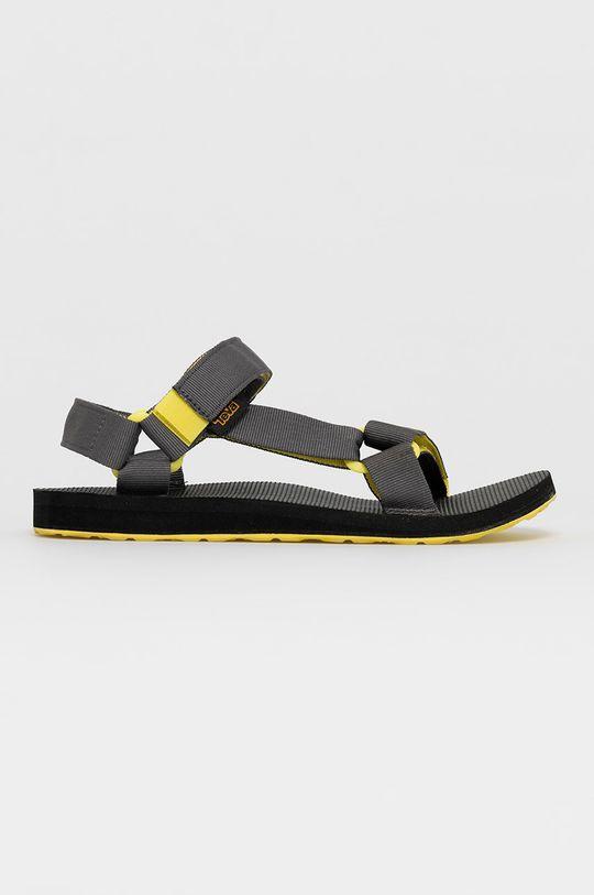 sivá Teva - Sandále Pánsky
