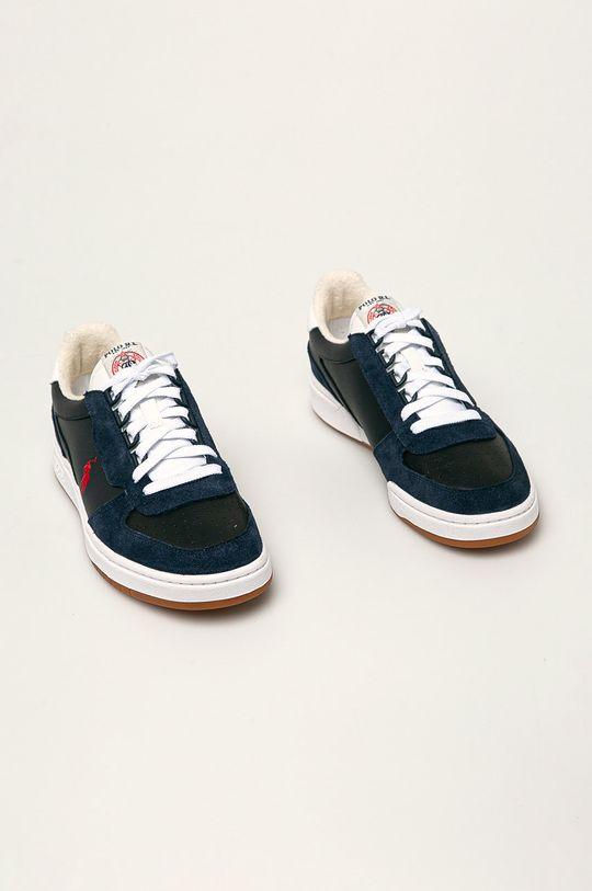 Polo Ralph Lauren - Boty námořnická modř