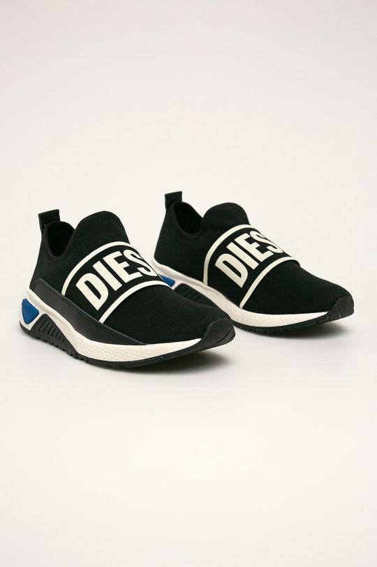 Diesel - Boty černá