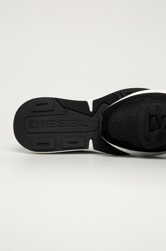 czarny Diesel - Buty