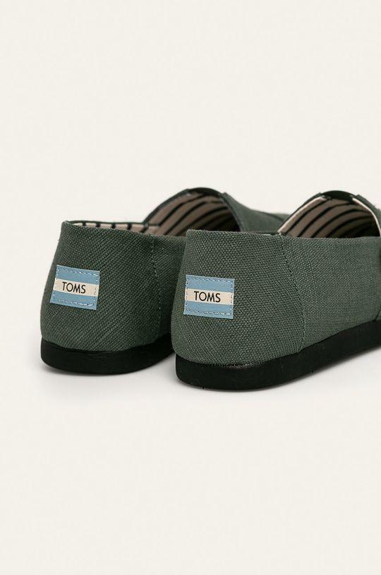Toms - Espadrilky Bonsai Svršek: Textilní materiál Vnitřek: Textilní materiál Podrážka: Umělá hmota, Textilní materiál