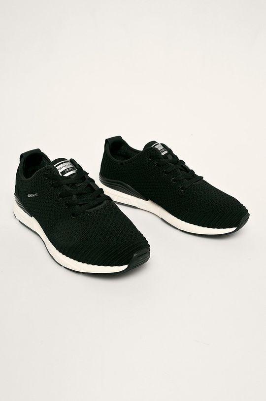 Gant - Pantofi Brentoon negru