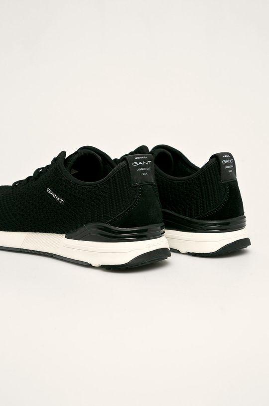 Gant - Pantofi Brentoon Gamba: Material textil, Piele naturală Interiorul: Material textil Talpa: Material sintetic
