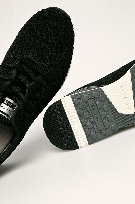 negru Gant - Pantofi Brentoon