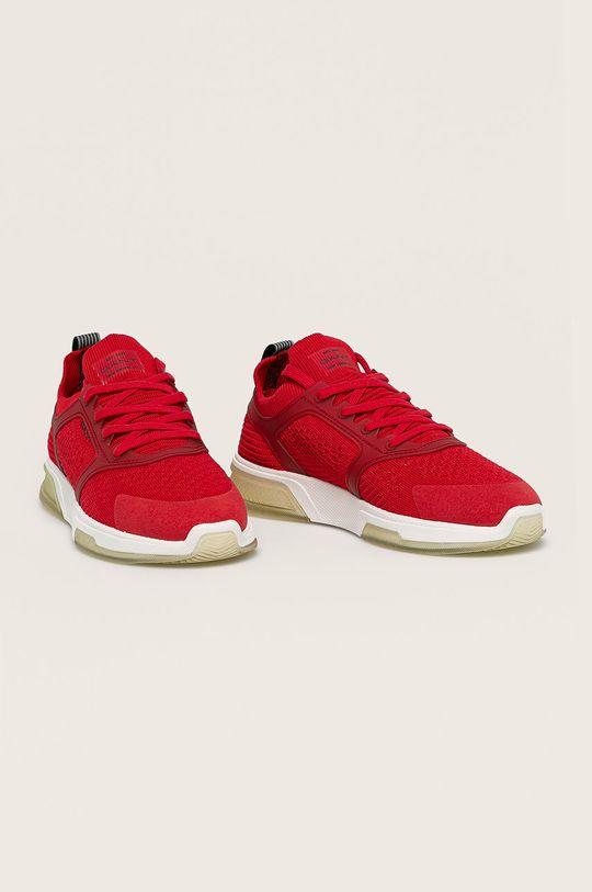 Gant - Pantofi Hightown rosu