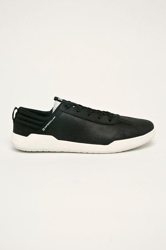 čierna Caterpillar - Topánky Hex Shoe Pánsky