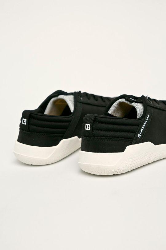 čierna Caterpillar - Topánky Hex Shoe