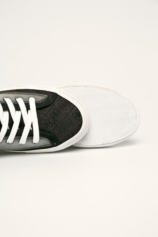 czarny Guess Jeans - Trampki