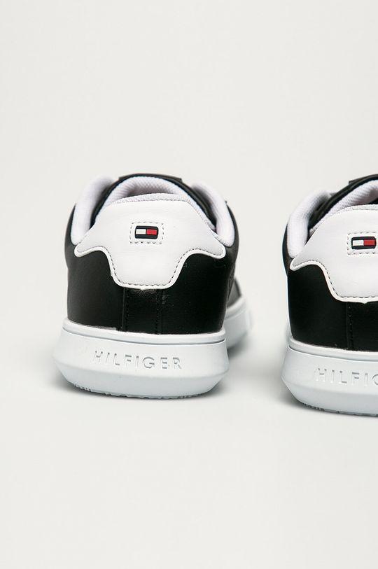Tommy Hilfiger - Kožená obuv  Zvršok: Syntetická látka, Prírodná koža Vnútro: Textil Podrážka: Syntetická látka