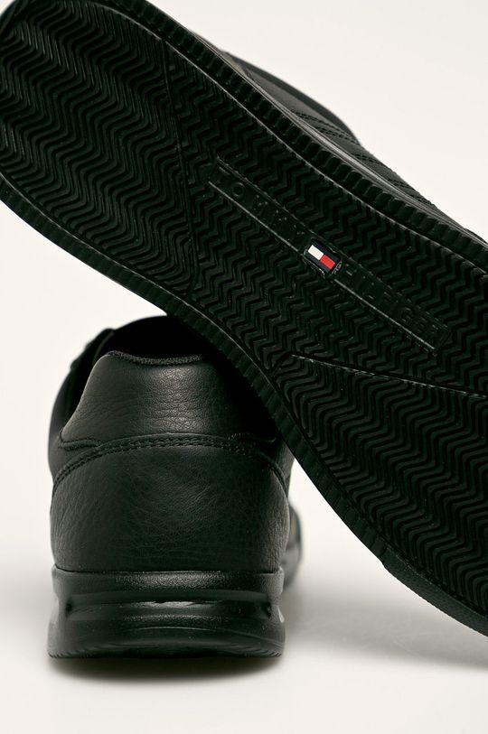 Tommy Hilfiger - Ghete de piele Gamba: Piele naturala Interiorul: Material textil Talpa: Material sintetic