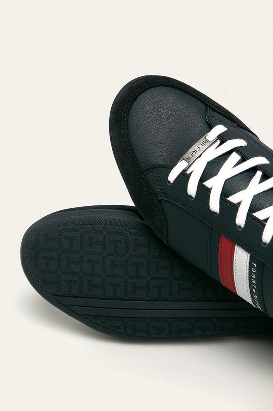 bleumarin Tommy Hilfiger - Pantofi