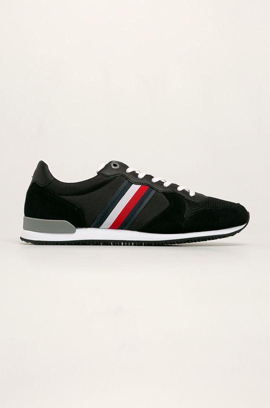 negru Tommy Hilfiger - Pantofi De bărbați