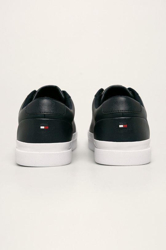 Tommy Hilfiger - Kožené boty Svršek: Umělá hmota, Přírodní kůže Vnitřek: Textilní materiál Podrážka: Umělá hmota