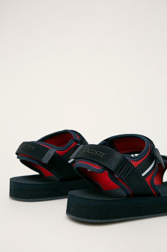bleumarin Lacoste - Sandale Surga