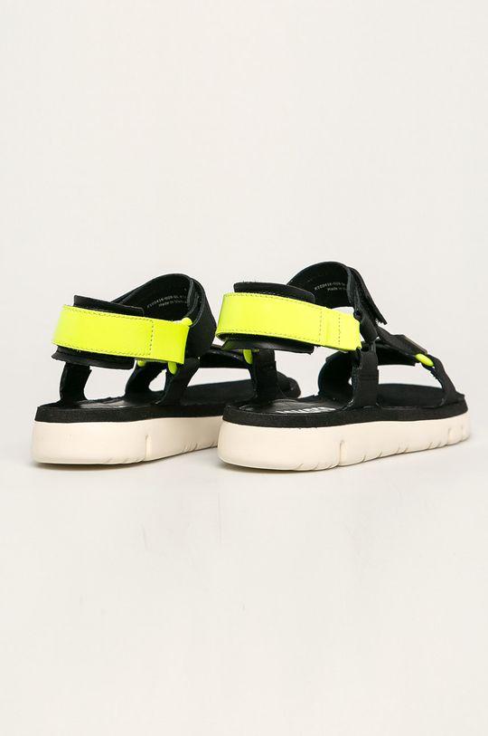 Camper - Sandale de piele Oruga  Gamba: acoperit cu piele Interiorul: Material sintetic, Piele naturala Talpa: Material sintetic