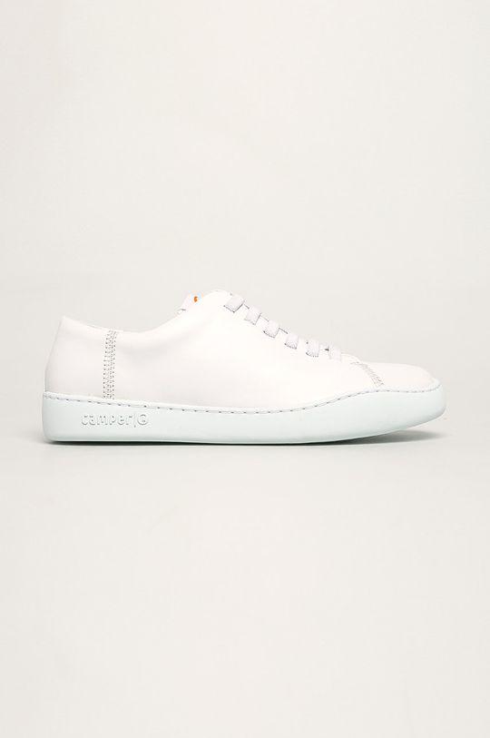 bílá Camper - Kožené boty Peu Touring Pánský
