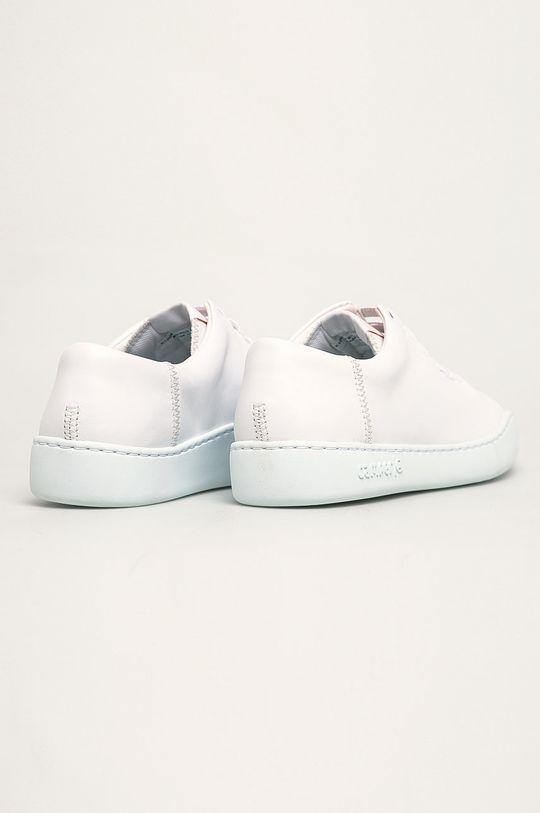 Camper - Kožené boty Peu Touring Svršek: Přírodní kůže Vnitřek: Umělá hmota, Textilní materiál Podrážka: Umělá hmota