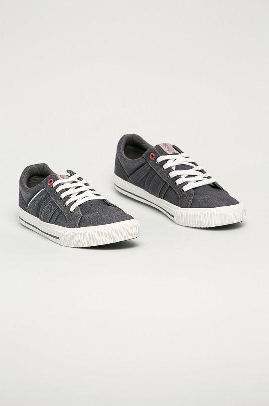 Cross Jeans - Tenisky šedá