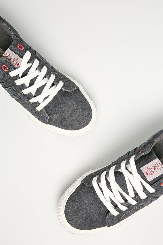 šedá Cross Jeans - Tenisky