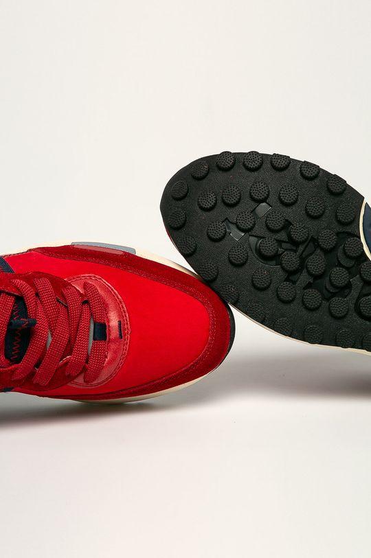 červená Wrangler - Topánky