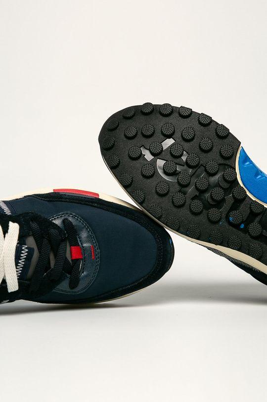 tmavomodrá Wrangler - Topánky