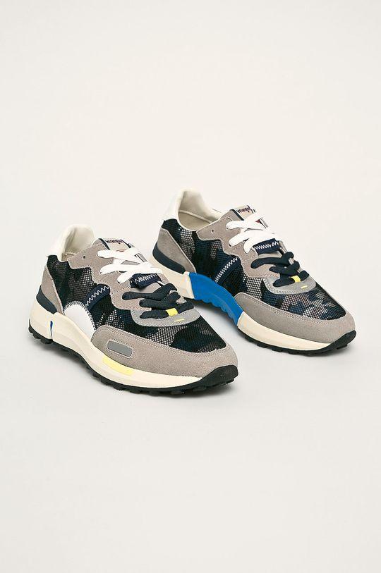 Wrangler - Topánky sivá
