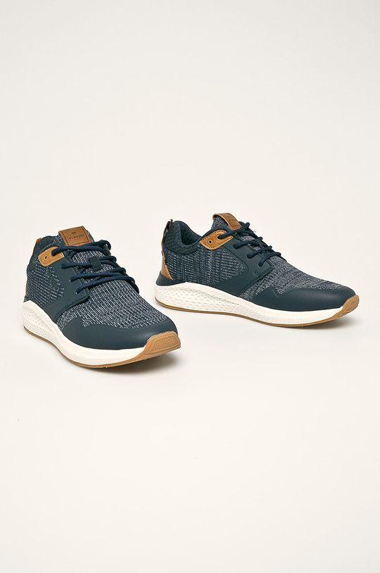 Wrangler - Topánky oceľová modrá
