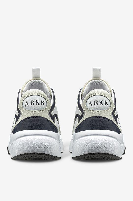 biały Arkk Copenhagen - Buty skórzane