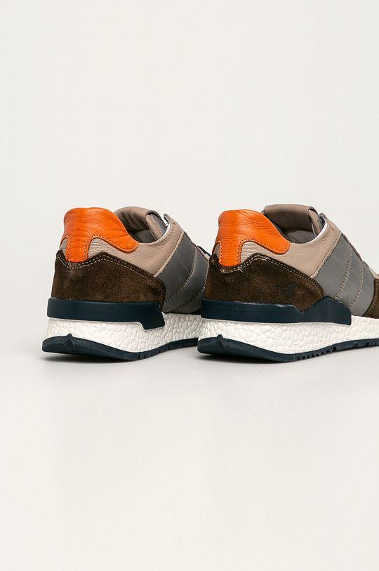 Mustang - Topánky  Zvršok: Textil, Prírodná koža Vnútro: Textil Podrážka: Syntetická látka