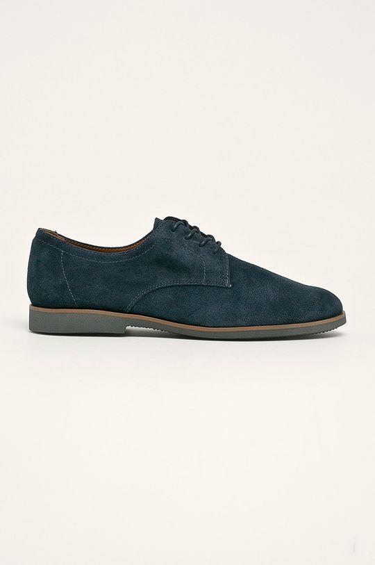 bleumarin Aldo - Pantofi de piele Dautovo De bărbați