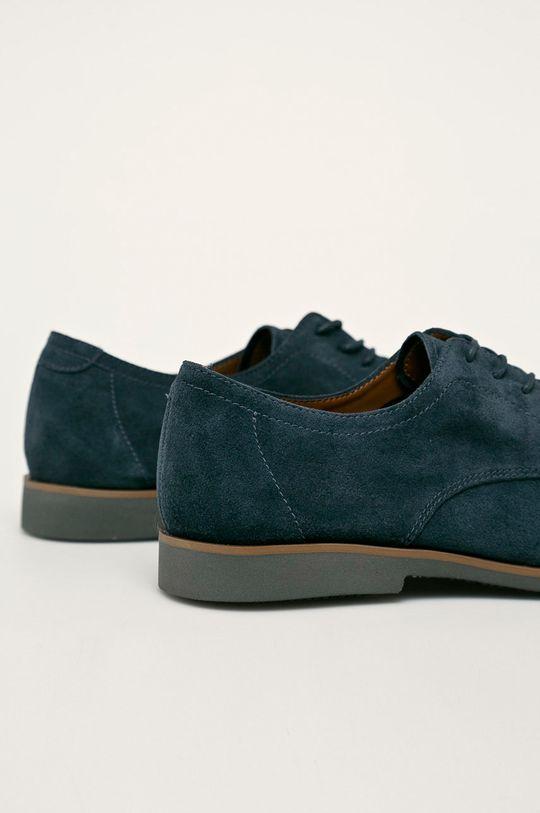Aldo - Pantofi de piele Dautovo Gamba: Piele intoarsa Interiorul: Material sintetic, Material textil Talpa: Material sintetic