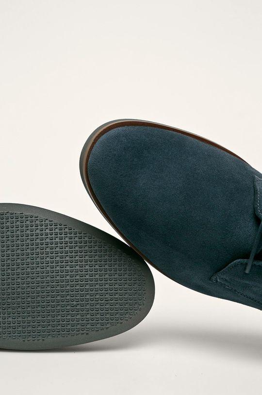 bleumarin Aldo - Pantofi de piele Dautovo