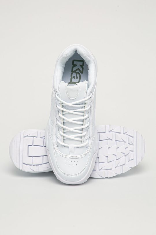 alb Kappa - Pantofi Rave OC