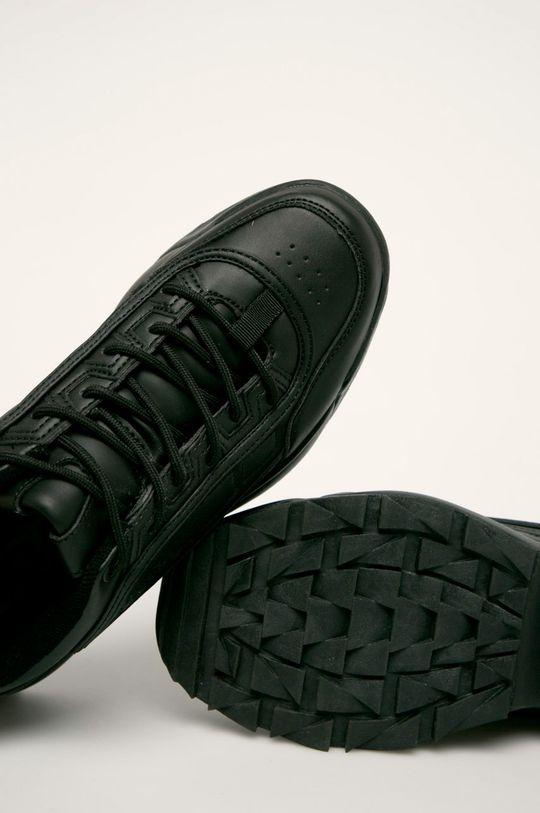 negru Kappa - Pantofi Rave OC